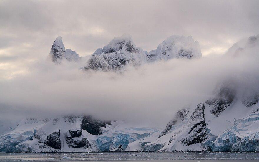 Lietuvė laimėjo Antarktidos maratoną