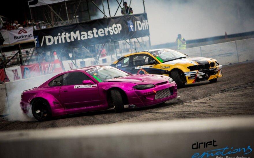 Europos drifto čempionatas 2018: Ryga