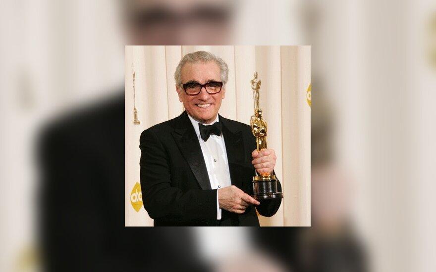 M.Scorsese kurs filmą apie F.Sinatrą