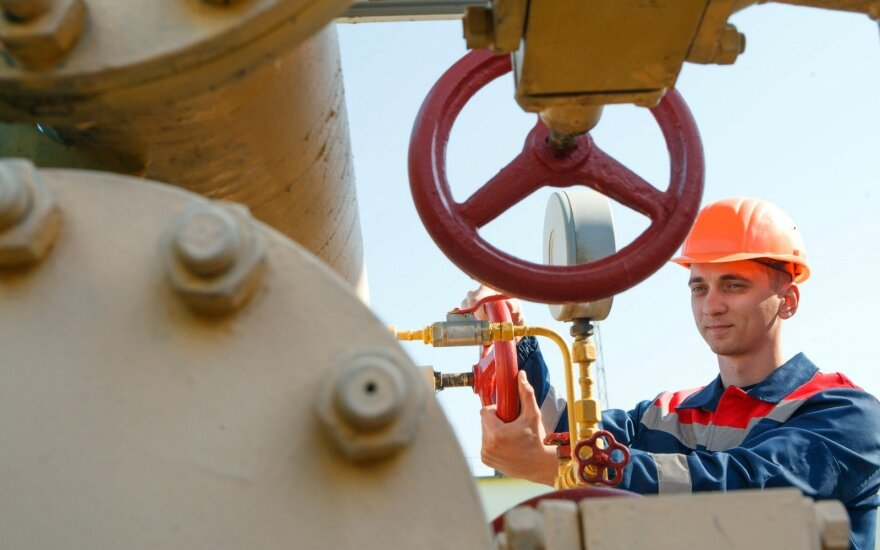 Lithuania purchases Gazprom gas at auction as Western country