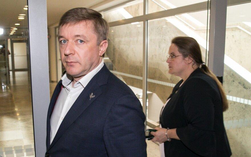 Ramūnas Karbauskis, Agnė Širinskienė