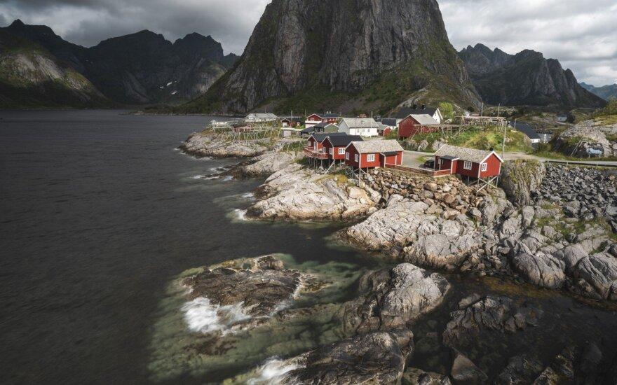 Garsusis Norvegijos turto fondas susidūrė su ateities problema