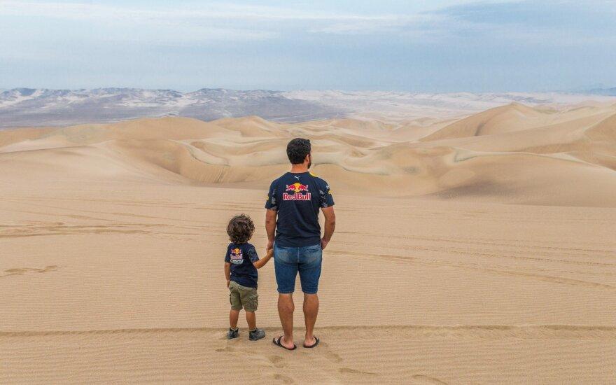Dakaro ralio žiūrovai