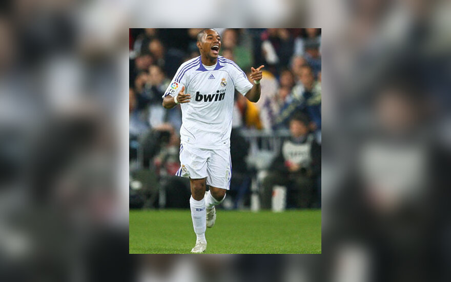 "Robinho (""Real Madrid"")"