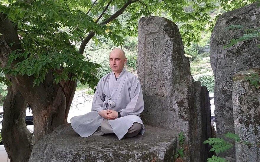 Kęstutis Marčiulynas-Bo Haeng Sunimo