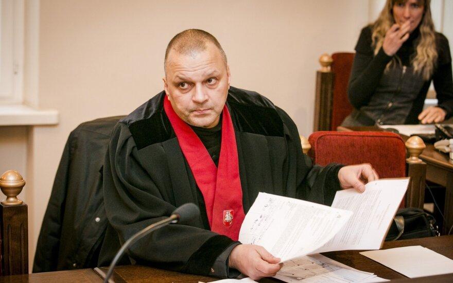 Prokuroras Redas Savickas