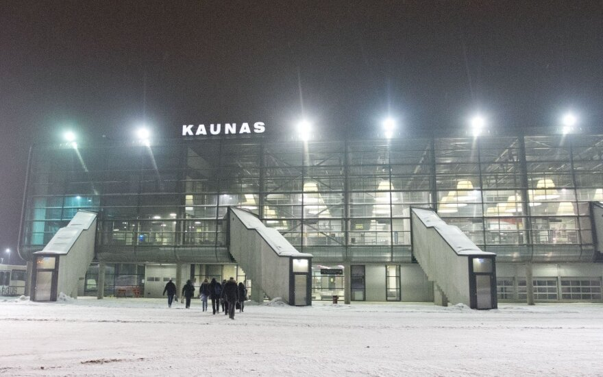 Kauno oro uostas, asociatyvi nuotr.
