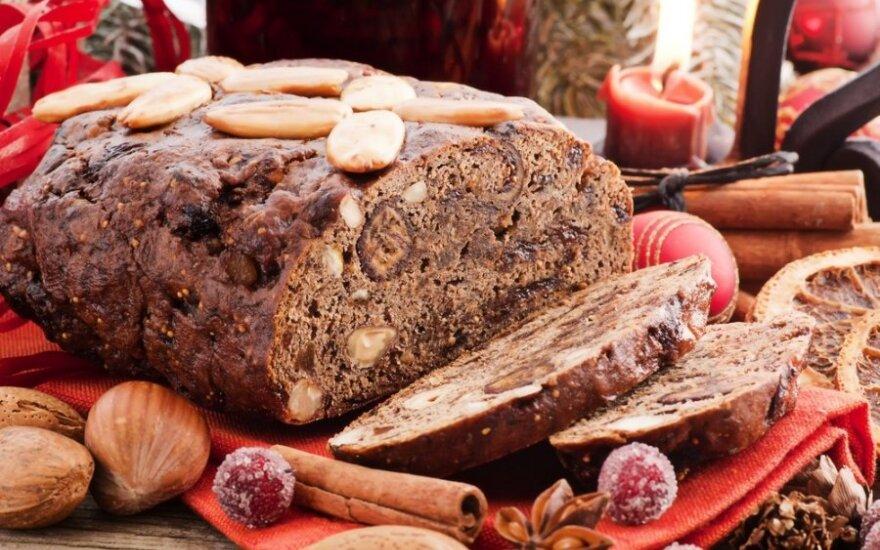 Vaisių duona
