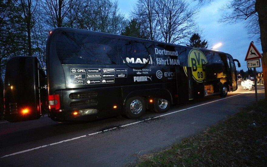 """Dortmundo """"Borussia"""" autobusas"""
