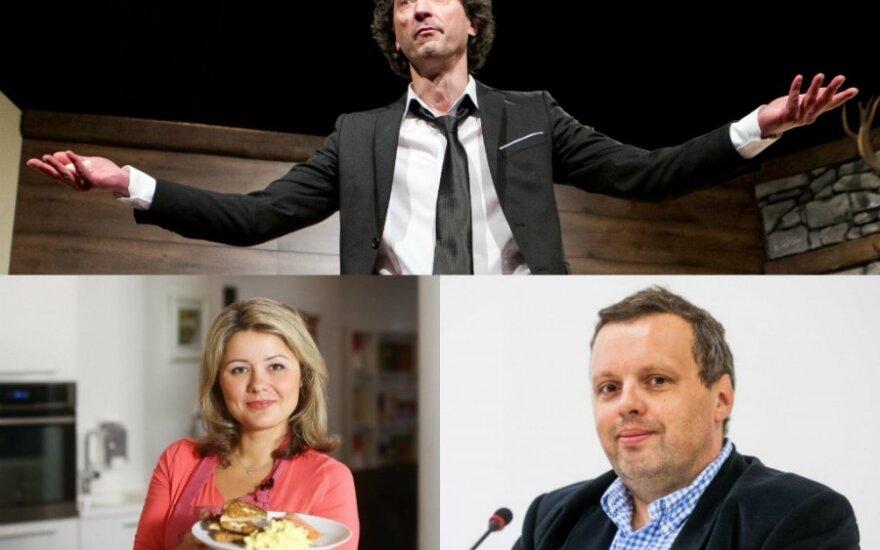 Garsūs žmonės iš naujo pamilo Lietuvą: kodėl jie grįžo?