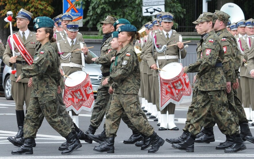 Lenkijos kariuomenė