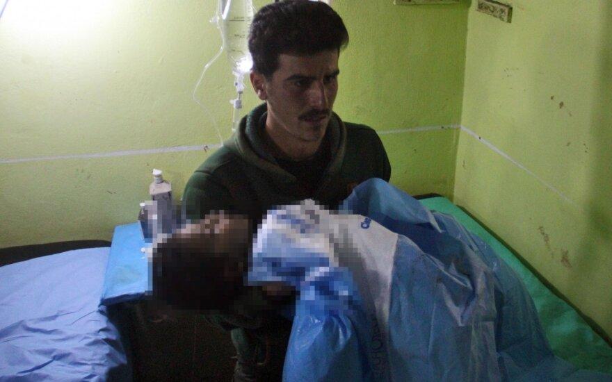 A. G. Lambsdorffas apie kruviniausią šių laikų konfliktą: sustabdyti B. al. Assadą gali tik V. Putinas