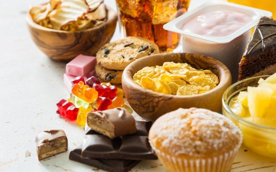 Krito cukraus kaina: ar tikėtis pigesnių saldėsių?