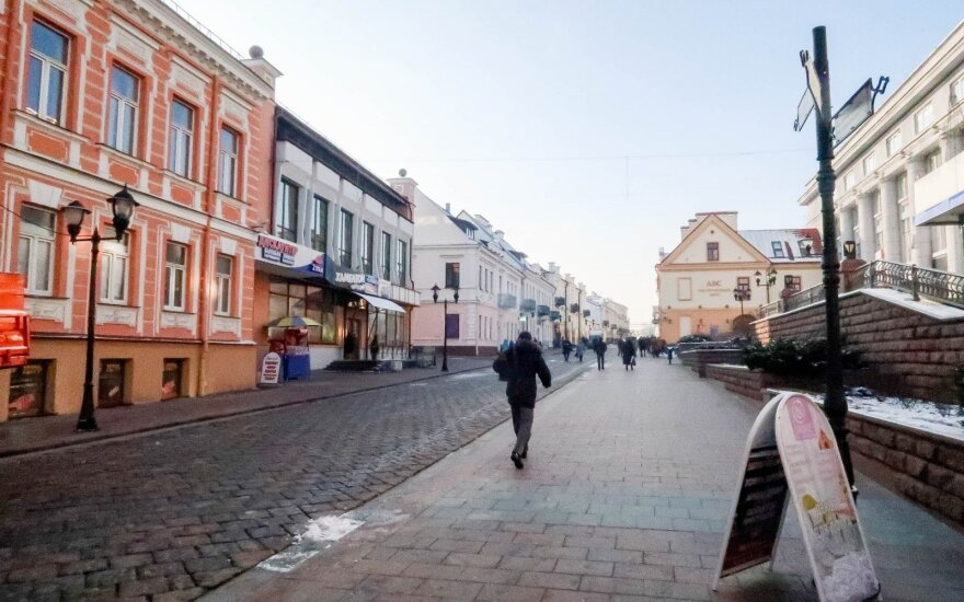 Baltarusijai patiko turistai: planuoja naujas bevizes zonas