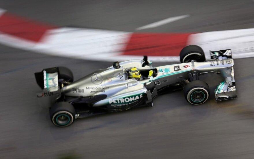 Nico Rosbergas