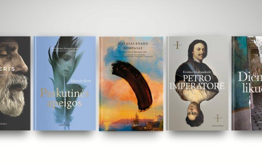 Penkmečio literatūrinės tendencijos