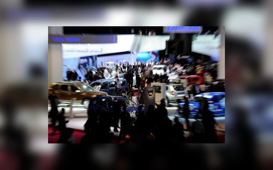 Įspūdžiai iš Paryžiaus automobilių parodos