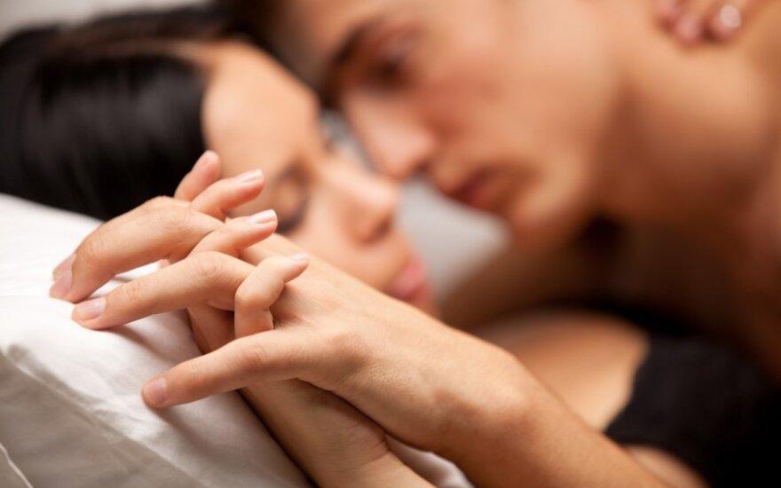 Nuo lovos prasidėjusi pažintis baigėsi skaudžia išdavyste