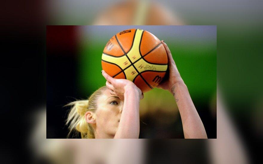 Moterų krepšinis