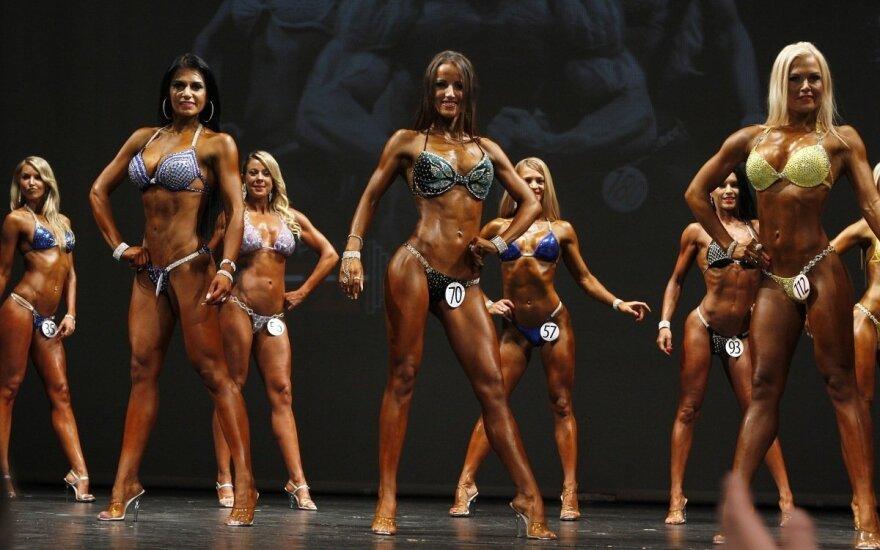 Kultūrizmo ir fitneso turnyras Čekijoje