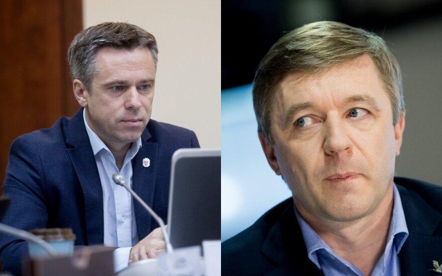 Oficialiais argumentais skundams jau tampa ir įrašai feisbuke: Semeška tyrimo išvengė