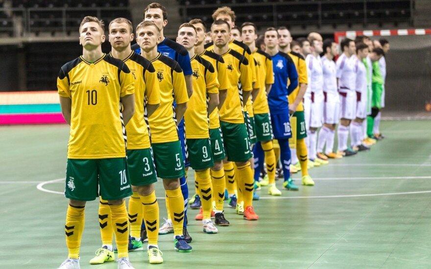 Lietuvos salės futbolo (futsal) rinktinė