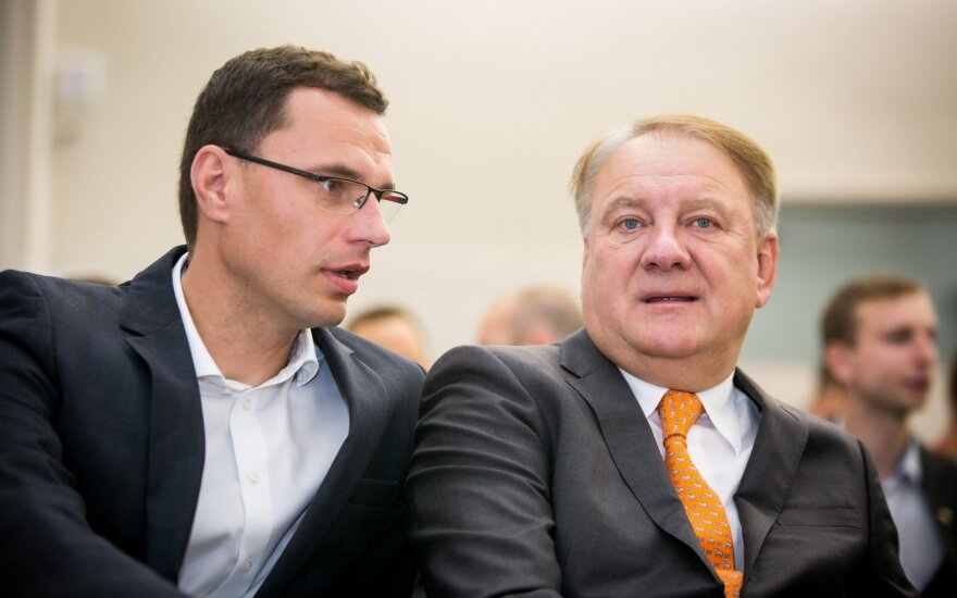 RKL sezono atidaryme – netikėtas R. Milašiaus planas didinti LKL komandų skaičių iki 14-16