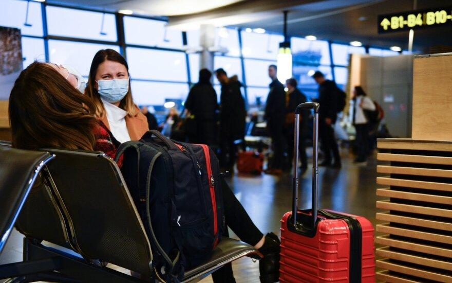 Latvijoje COVID-19 diagnozuota dar dviem iš Italijos sugrįžusiems turistams