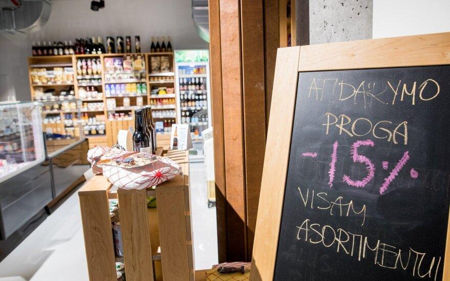 Vilniuje – naujas turgus: už kai kuriuos produktus teks pakloti ir keliasdešimt eurų
