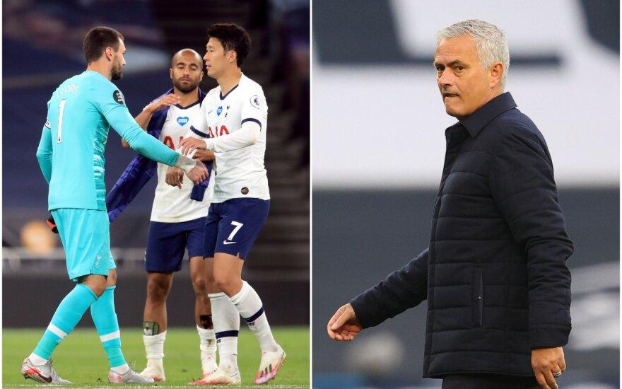 """""""Tottenham Hotspur"""", Jose Mourinho"""