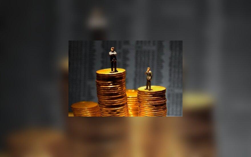 Ketinama drausti pensijų fondams investuoti už ES ribų