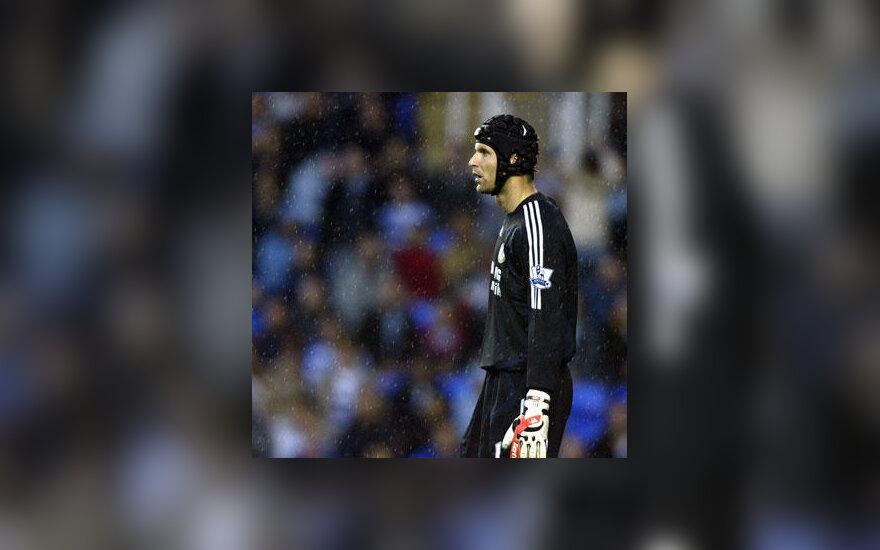 "Petras Čechas (""Chelsea"")"