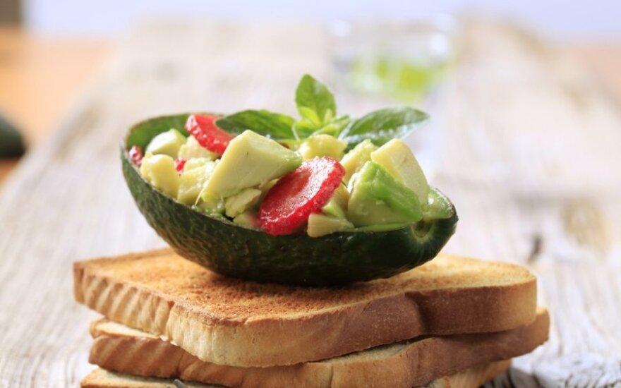 Žalių daržovių valgymas sumažina senėjimo požymius