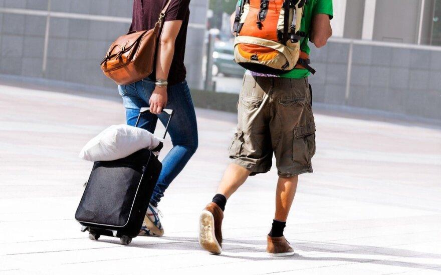 Valstybinis turizmo departamentas ieškos nelegalių gidų