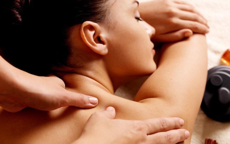 Ar turi skaudėti masažo metu? 4 taisyklės, kiek skausmo toleruoti