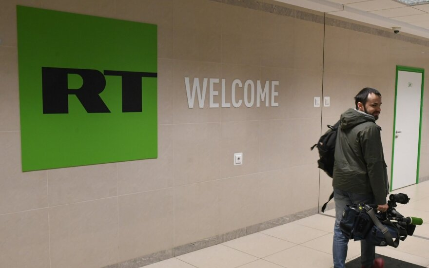 Media watchdog mulls following Latvia's suit in banning RT TV channels