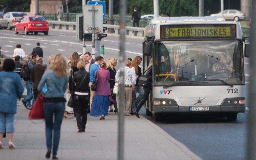 Greitieji autobusai - grėsmė ar patogumas?