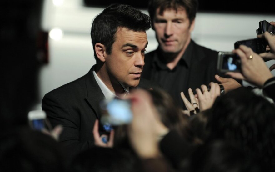 Robbie Williamsas