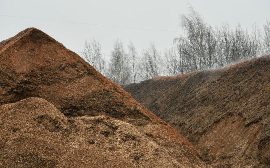 Biokuras biržoje per metus pigo 20 proc.