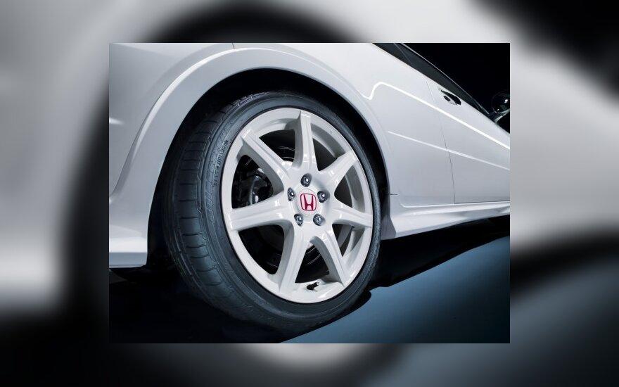 """""""Honda Accord"""" – vagiamiausias automobilis JAV"""
