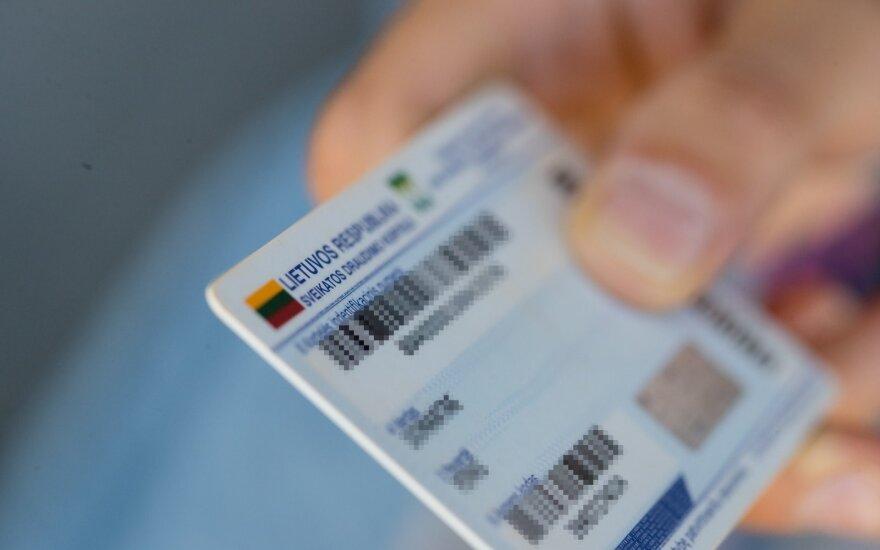 Ką garantuoja Europos sveikatos draudimo kortelė?