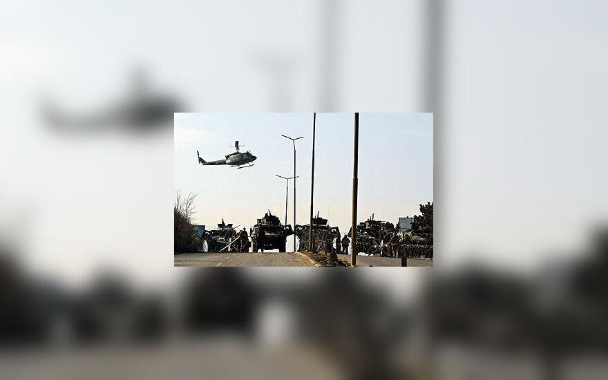 NATO pajėgos Kosove
