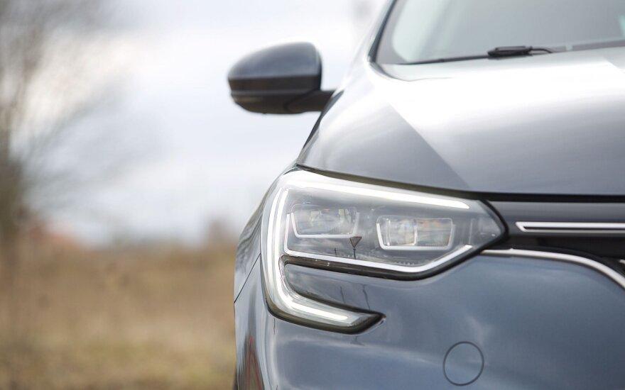 """""""Renault Megane"""" vairtuotojai gaus pritaikytą reklamą"""