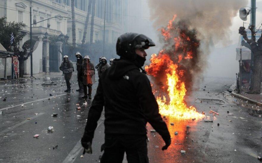 Graikijos policija, Atėnai