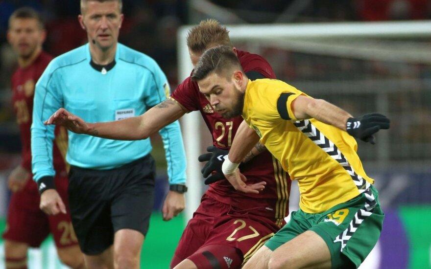 """""""Aalborg"""" su L. Spalviu laimėjo ir pakilo į antrą vietą"""