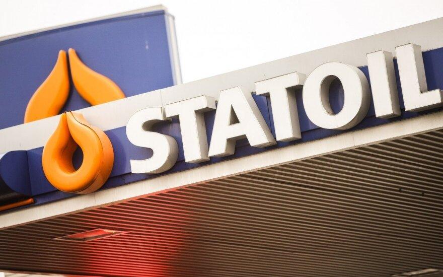 Statoil degalinė