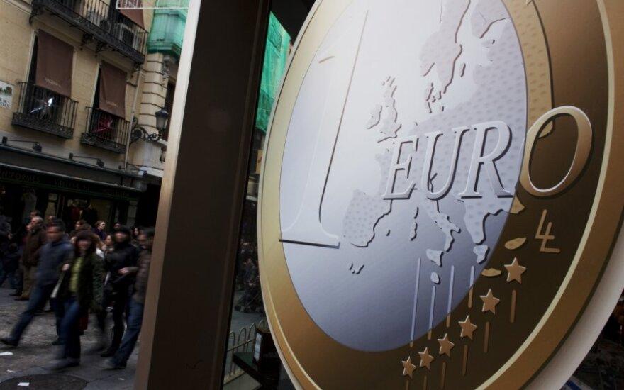 EFSF vadovas: euro krizė gali baigtis po 1-2 metų