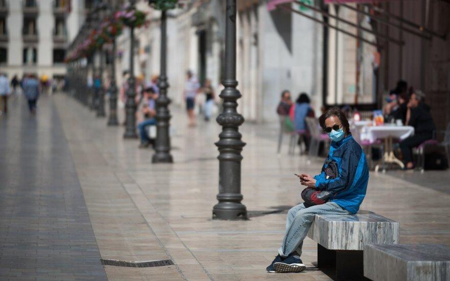 Koronavirusas Ispanijoje