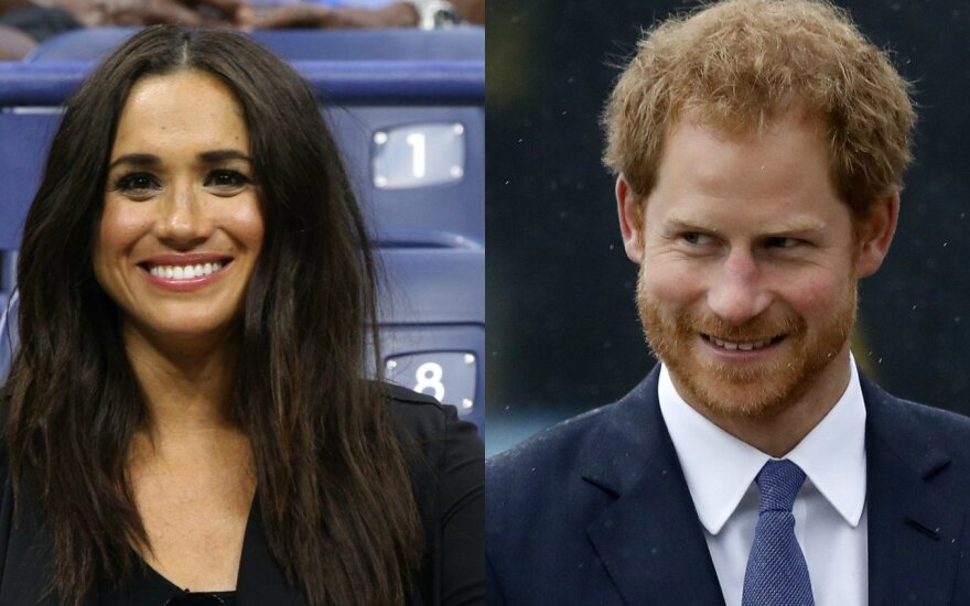 Meghan Markle, princas Harry