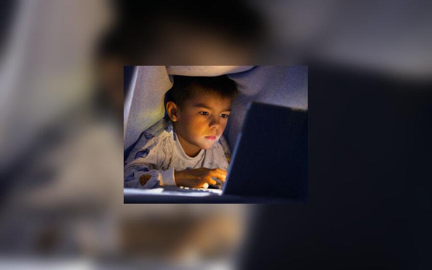 Kompiuteris, vaikas